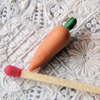 Carotte miniature légume miniature poupee