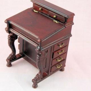 Bureau miniature Davenport