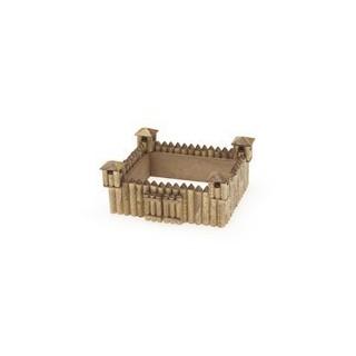 Fort miniature bois kit àmonter  21 cm.