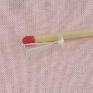 Verre miniature 16 mm