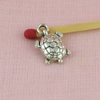 Breloque mini tortue