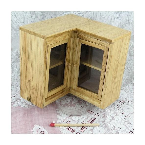 Meuble Angle Haut Cuisine Miniature Maison Poup E Meuble