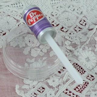 Lot 10 canettes soda boisson miniatures décoration gateau