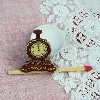 Balance miniature cuisine poupée 1/12 eme