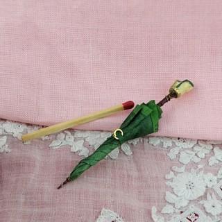 Parapluie miniature maison poupée