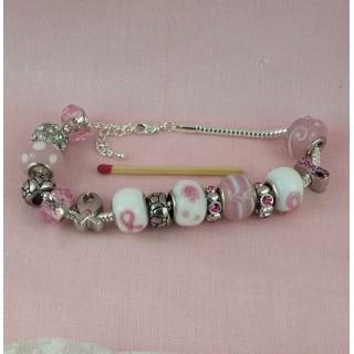 Bracelet Perles Pandora