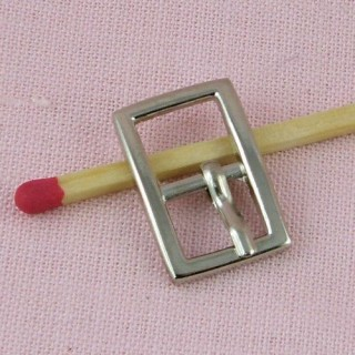Boucle ardillon miniature ceinture poupée
