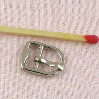 Boucle miniature D ardillon ceinture poupée