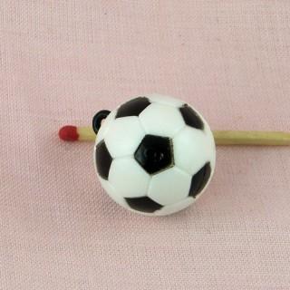 Ballon foot miniature 23 mm.