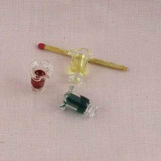 Coupe dessert miniature 1/12