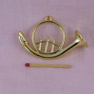 Instrument musique miniatures poupée
