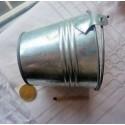 Petit Seau décoration miniature zinc 7 cm.
