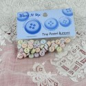 Boutons minuscules ronds 6 mm Dress it up