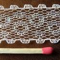 Cinta encaje sintético 19 mms al metro