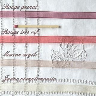 Organza ribbon 8 mms.