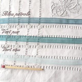 Organza ribbon 8 mms