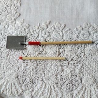 Shovel gardening tool miniature 9,5cm