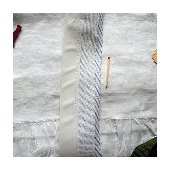 Professional tailor grograin ribbon 3 cm.