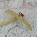 Cimbra madera miniatura 4 cm