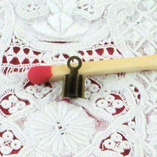 Lazo hijo miniatura apresto joyas 7 mm.