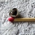 Grelot mini clochette poupée 8 mm.