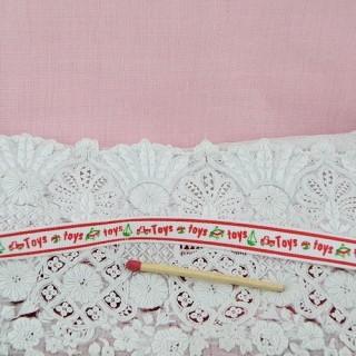 Gift Toys grosgrain ribbon 1 cm