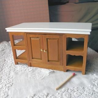 Comptoir magasin miniature 1/12 maison poupée,