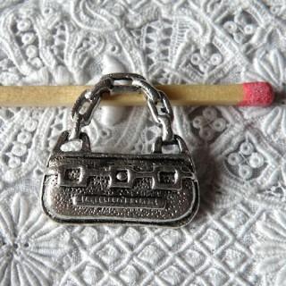 Hand bag Pendant,bracelet charm,19mms