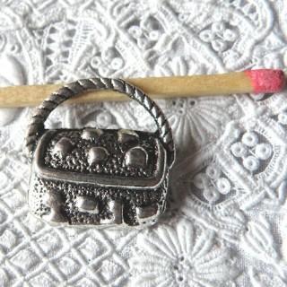 Hand bag Pendant,bracelet charm 2 cms