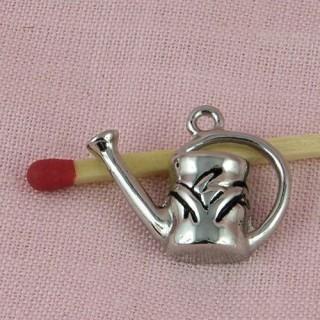 Breloque Arrosoir miniature 2 cm