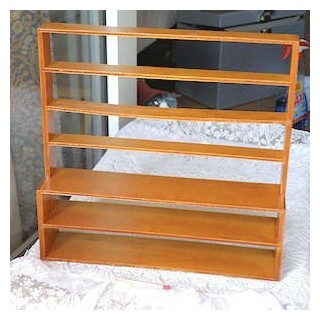 Shop store shelf doll house furnitures,