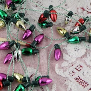 Decorations Christmas miniatures