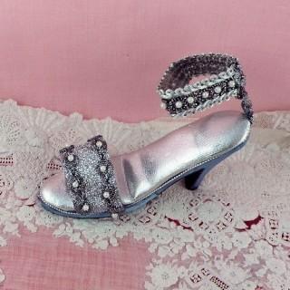 Sandalia decoración miniatura