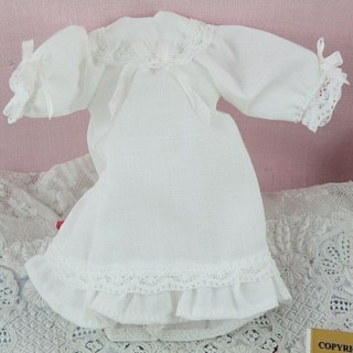 Miniatura casa muñeca 1/12EME camisa larga