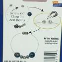 Kabelverschluss Armband