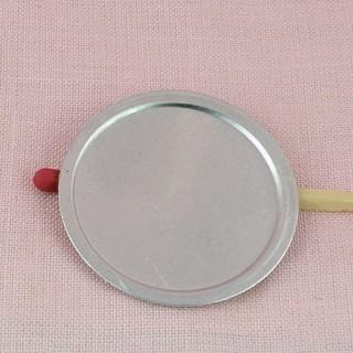Meseta en metal miniatura 3 cm