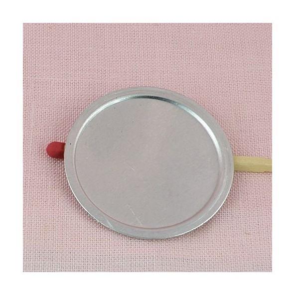Round Pizza pan 35 mms