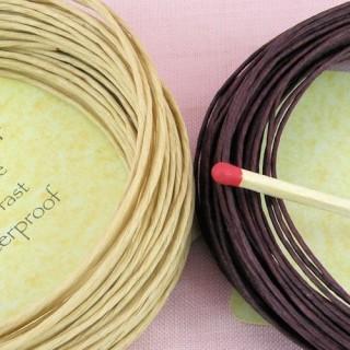 Fine hamp Cord twine, hamp string, 0,8 mm