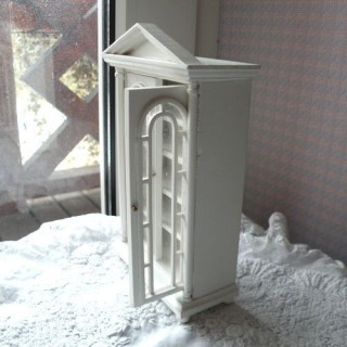 Vaisselier Meuble Vitrine miniature maison poupée
