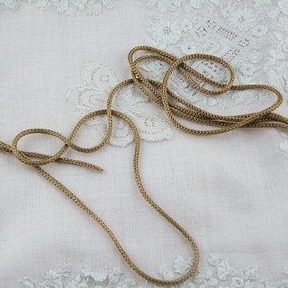 Cord lace for jewelry 2 mms.