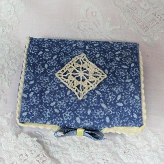 Small sewing box for doll
