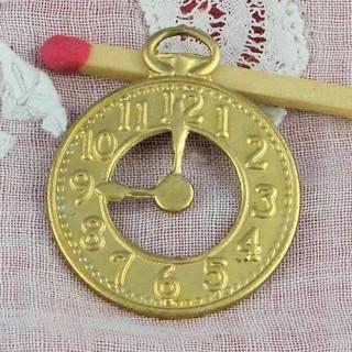 Breloque zeigt Pod Juwel Puppe 2 cm.