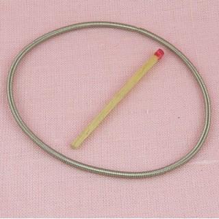 Zufallserstellung Schmuck Armband Federmetall 2 mm