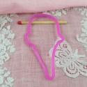 Bracelets en silicone parfumés de différentes formes.