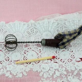 Fouet miniature 13cm