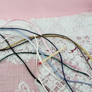 Cordon lacet queue de souris 1,5 mm