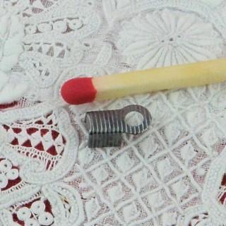 Lazo hijo apresto joyas cierre 8 mm.