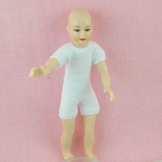 Muñeca miniatura casa 1/12...