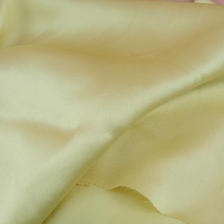 Fabric satin silk by the metre