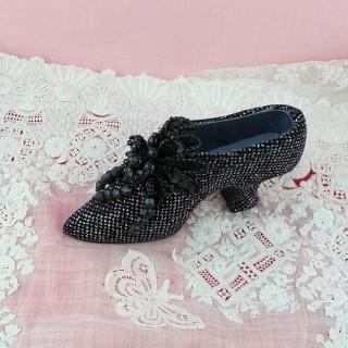 Zapato miniatura decoración